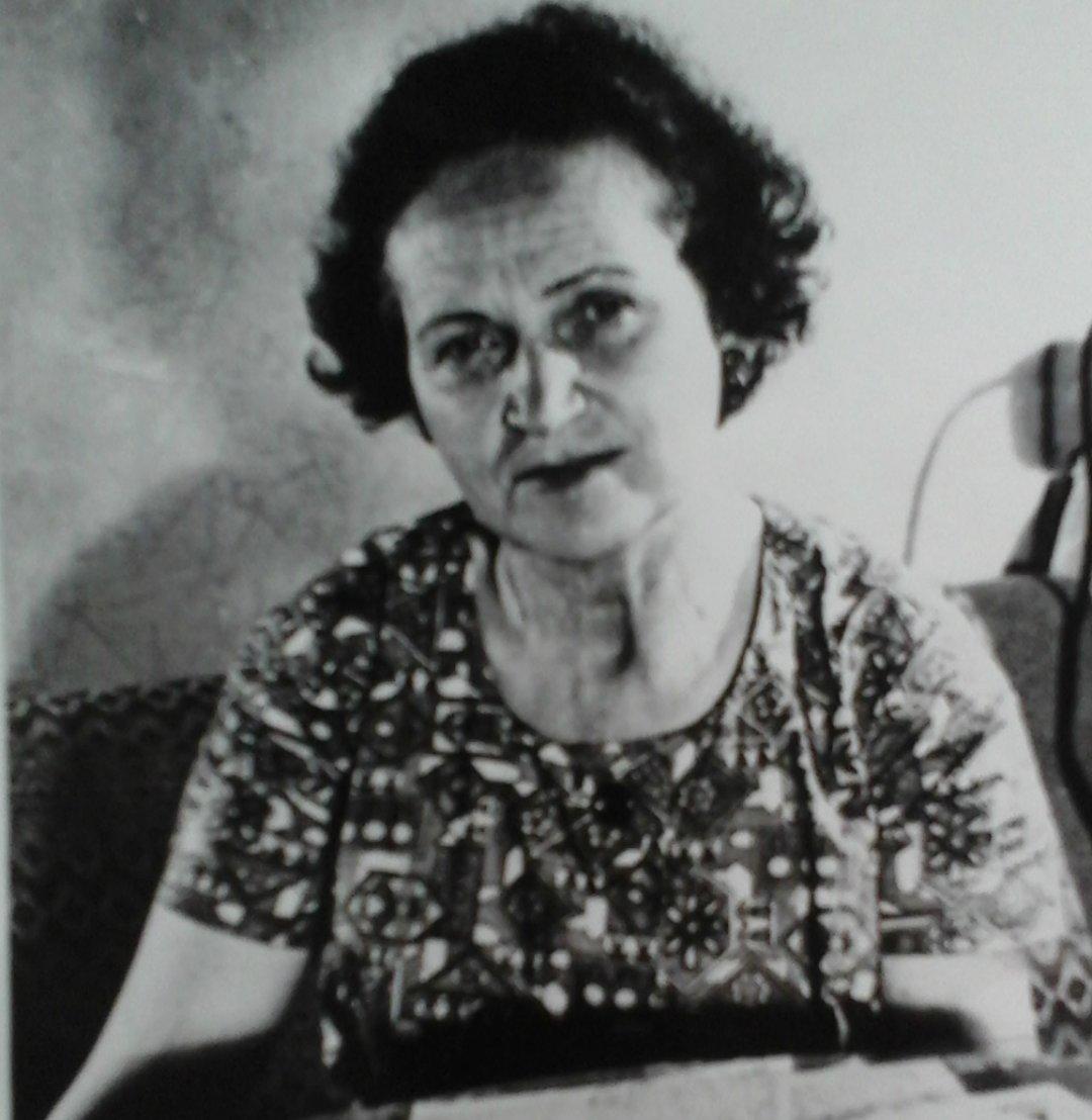 На фото: Дина Проничева - мать Владимира