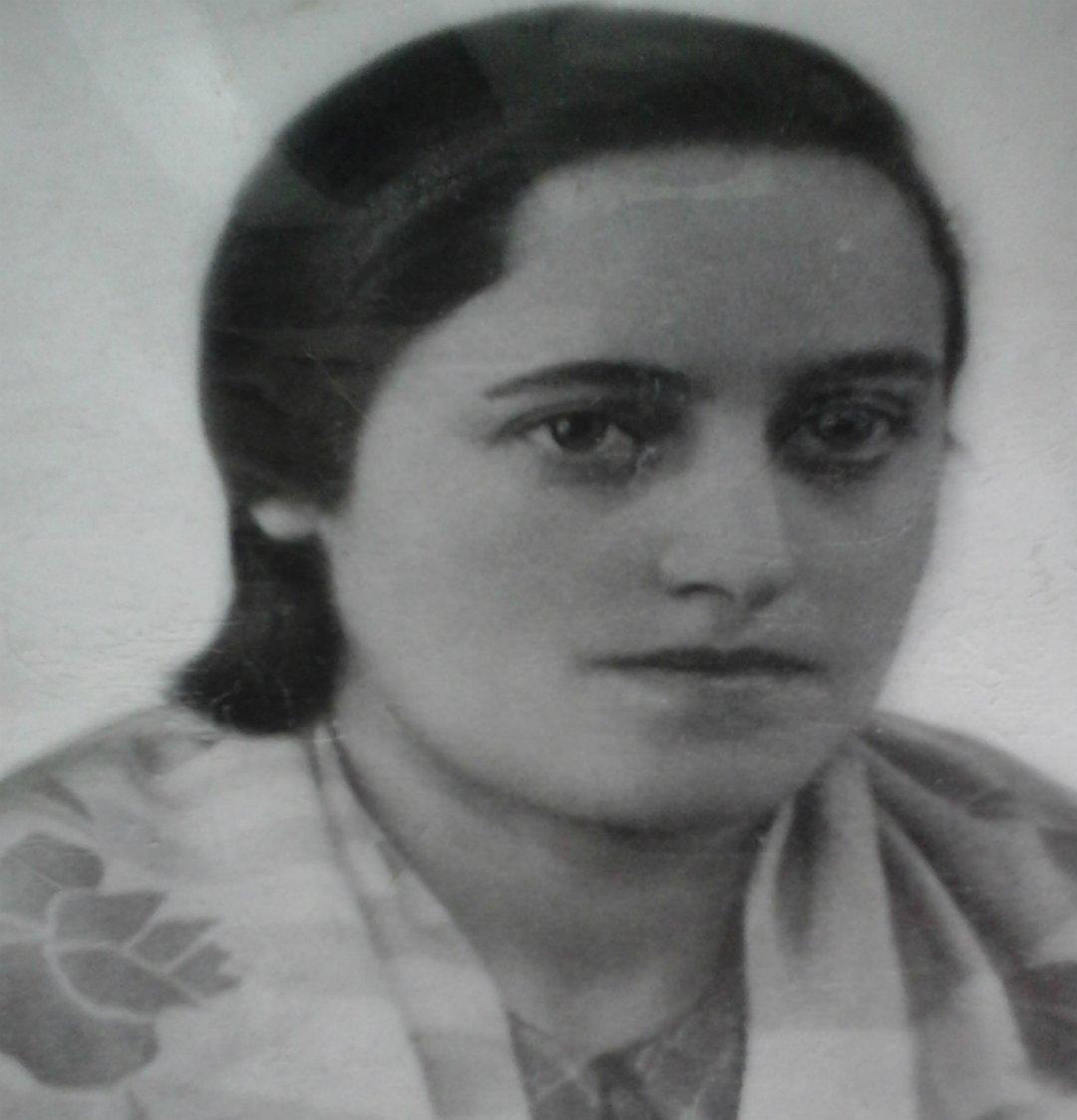 На фото: Циля Ковкина, погибшая в Бабьем Яру мама Раисы Вадимовны