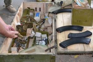 Geheimdient: Innerhalb von 6 Wochen hat Russland 600 t Munition nach Donbass gebracht