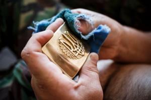У Житомирі з'явилася Алея пам'яті загиблих на Донбасі жінок
