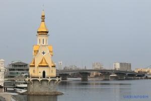 На столичному Гаванському мосту частково обмежать рух до 10 серпня
