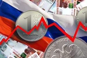 Курс рубля впав на повідомленнях про нові санкції проти держборгу Росії