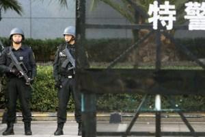 В Китае автомобиль въехал в толпу, есть погибшие