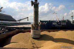 Украина сокращает экспорт пшеницы