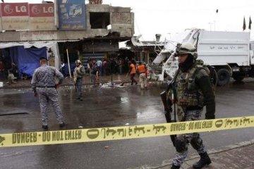 Теракт в Багдаде унес пять жизней