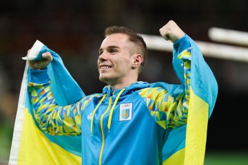 Verniaiev, Radivilov qualify for Artistic Gymnastics World Championships finals