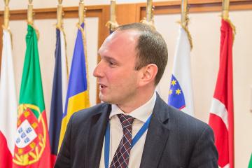 Un nouvel adjoint au ministre des Affaires étrangères de l'Ukraine
