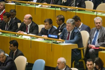 Klimkin en la ONU: El desprecio del derecho internacional es la principal amenaza a la paz