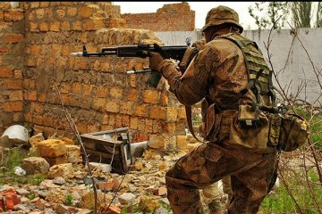 Donbass: les séparatistes ont lancé 34 attaques dans l'est de l'Ukraine en 24 heures