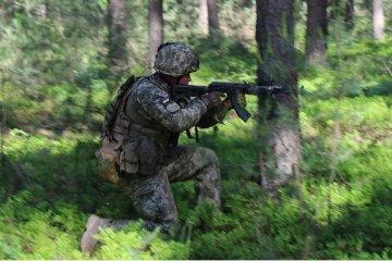 Ein Soldat im ATO-Gebiet verwundet
