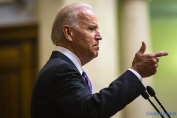 民主バイデン氏、大統領選当選の際のウクライナへの殺傷性兵器供与に言及