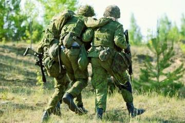 Ostukraine: Armee meldet zwei verletzte Soldaten