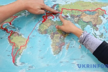 State Border Guard Service names most popular destinations of Ukrainians in 2018