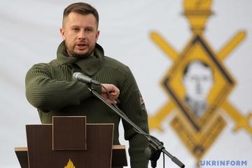 Biłecki ogłosił powstanie związku nacjonalistów