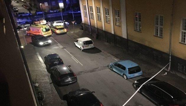 Два человека пострадали из-за стрельбы в Копенгагене