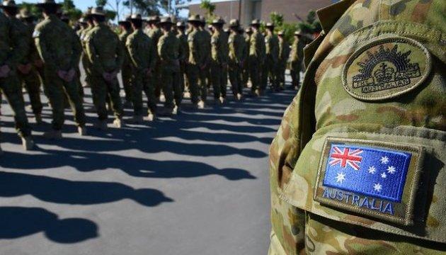 Австралія посилює військовий контингент в Афганістані