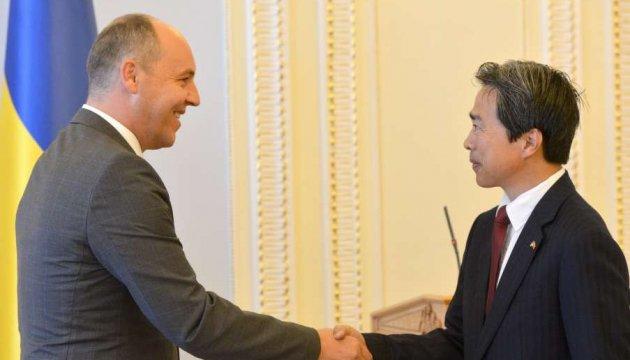"""乌克兰最高议会主席谈新丝绸之路:乌克兰应加入""""16+1""""模式"""