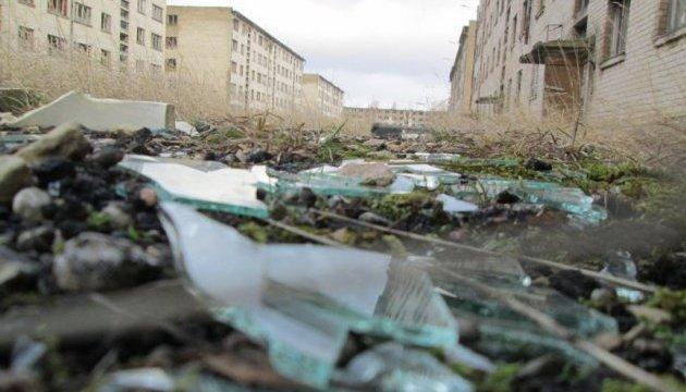 Литва обустроила город-муляж для отработки уличных боев