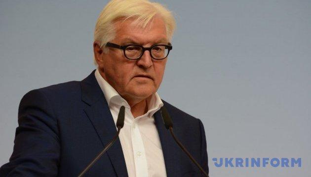 Штайнмайєру в Москві пообіцяли припинити вогонь на Донбасі з опівночі