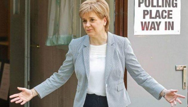 Шотландія може