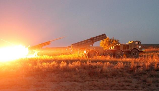 В Минобороны доложили о 16 пусках ракет возле Крыма