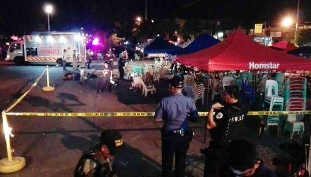 Растет число жертв взрыва на Филиппинах