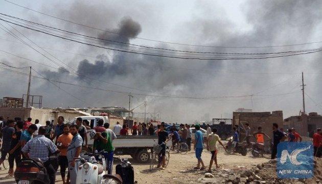 Двойной теракт возле Багдада: шестеро убитых, 9 раненых