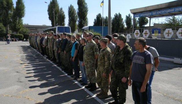 У резерві української армії - вже близько 150 тисяч осіб
