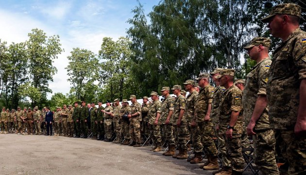 Autumn conscription campaign begins in Ukraine