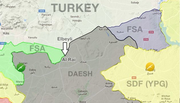 Турция перебросила в Сирию еще 20 танков
