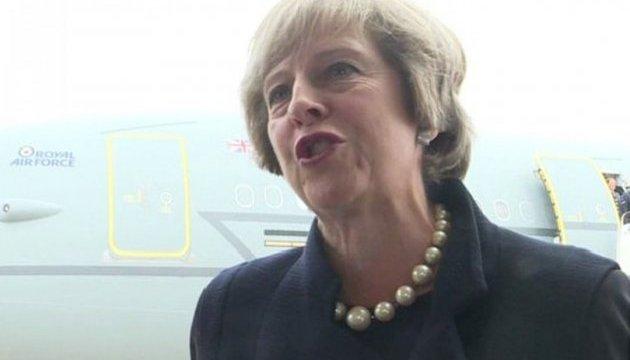 Мей запевняє, що британський парламент розгляне  будь-яку нову угоду з ЄС