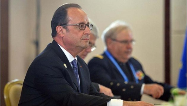 Французькі ЗМІ назвали зустріч Олланда з Путіним невдалою