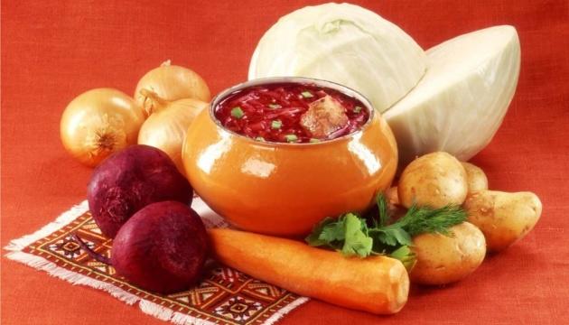 Серед овочів «борщового набору» подешевшали тільки морква та картопля