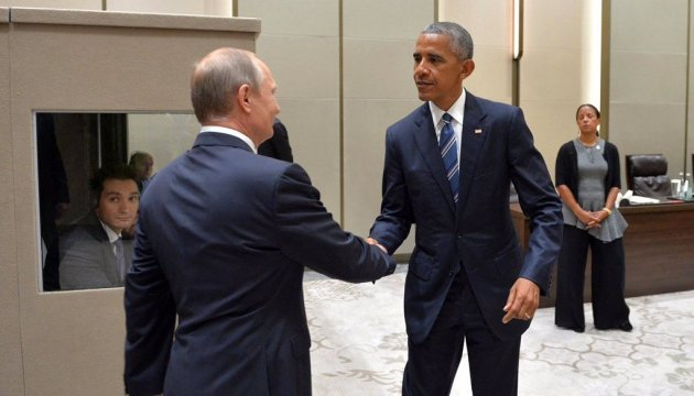 G20: Obama and Putin held informal meeting