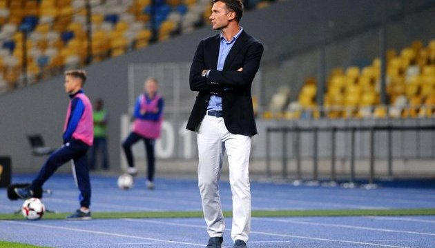 Андрей Шевченко успокоил футбольных фанатов