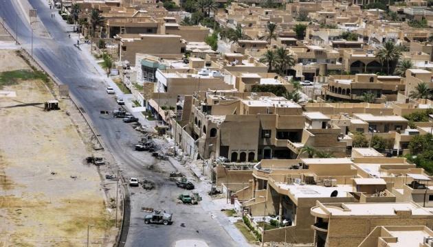 Біля посольства США в Багдаді розірвалася ракета