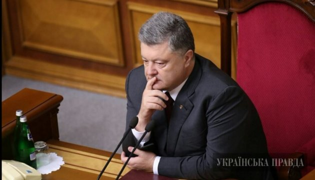 Poroshenko, UK Foreign Secretary discuss settlement of Donbas conflict