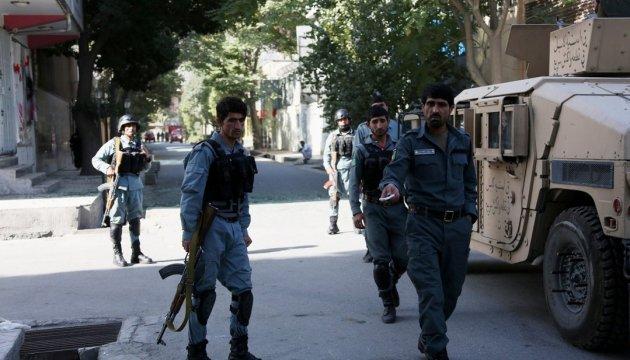 По дипломатичному кварталу Кабула вдарила ракета