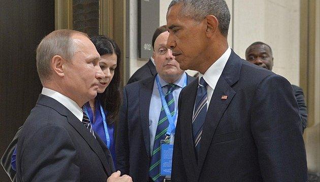 Путин силой пытается восстановить