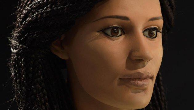 Вчені відновили риси обличчя давньої єгиптянки за її мумією