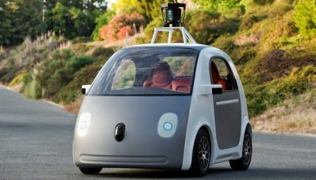 Безпілотні авто Google зможуть
