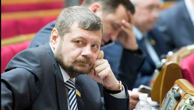 Мосийчук требует отозвать Гончаренко из ПАСЕ