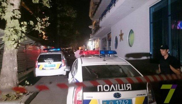 В Одесі невідомі захопили заручників