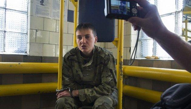Военная прокуратура расследует бой, в котором Савченко попала в плен