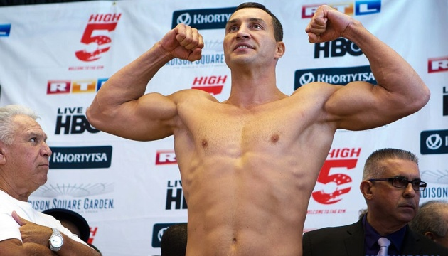 Medios: Wladimir Klitschko reanuda entrenamientos