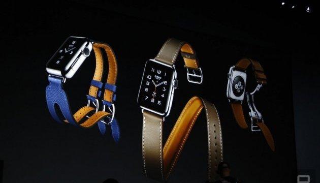 Apple выпустит безрамочные часы нового поколения
