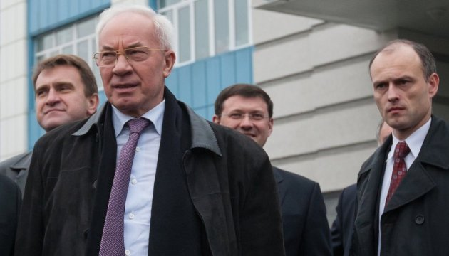 Пенсійний фонд оскаржив рішення суду про поновлення виплат Азарову