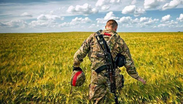 One Ukrainian soldier killed in ATO zone