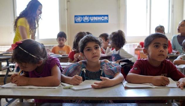 Les organisations caritatives soulignent le nombre record de réfugiés dans le monde