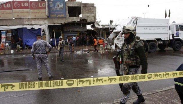 У центрі Багдада пролунав вибух: 16 загиблих, 65 поранені